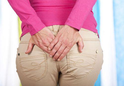 Apa Itu Perawatan Wasir Eksternal? dan di sekitar anus dan