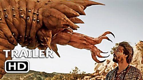 Tremors 7 - Review of the Movie yang tidak bisa dibunuh